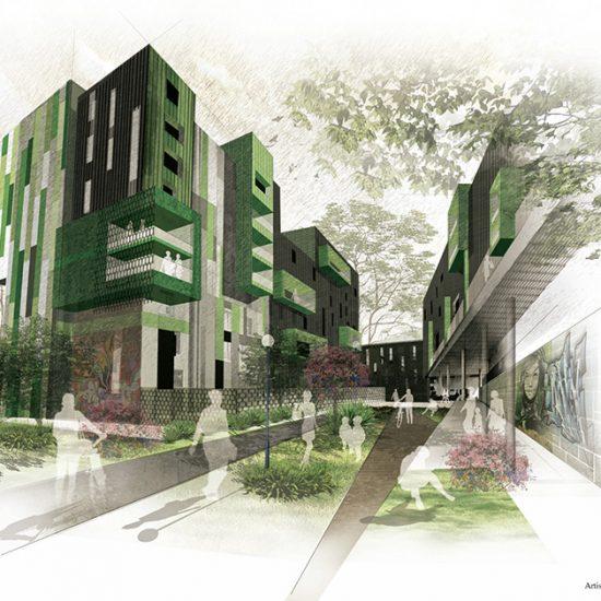Residential Design - Masterplan