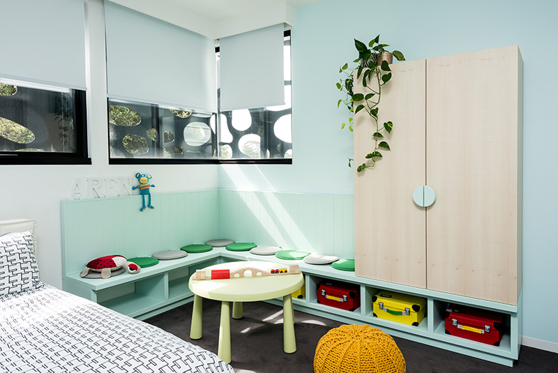 Residential Design - Kids Nursery