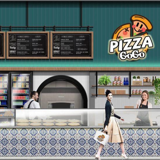 Restaurant Design - Retail Design - Shopping Mall -