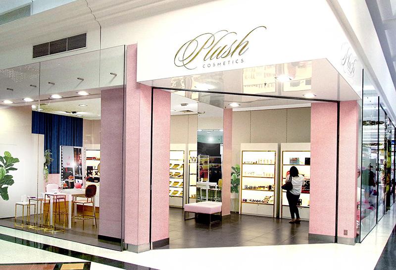 Plush Cosmetics Retail Design Elvintan Architecture Interior