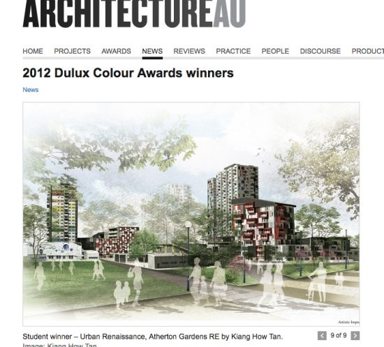 Design Awards - Awards Winning Studio - Media