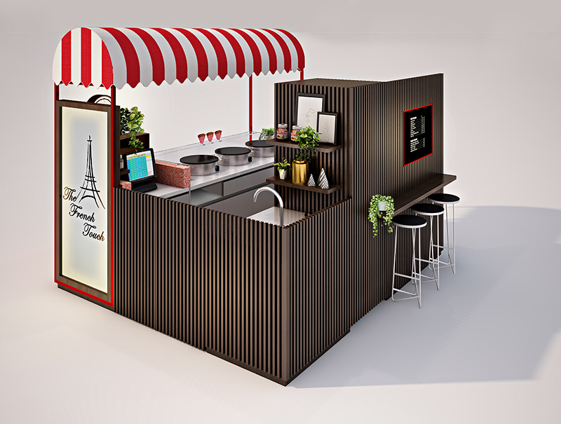 Retail Design - Restaurant Design