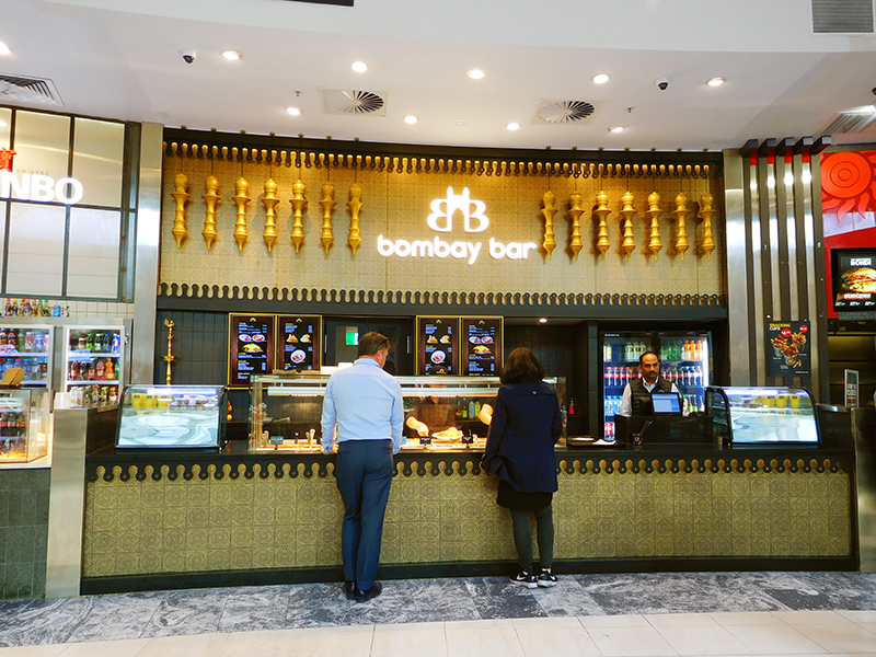 Shopping Mall - Restaurant - Retail Design Melbourne