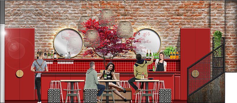 Restaurant - Retail Design Melbourne
