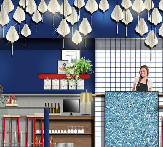 Restaurant - Retail Design Melbourne