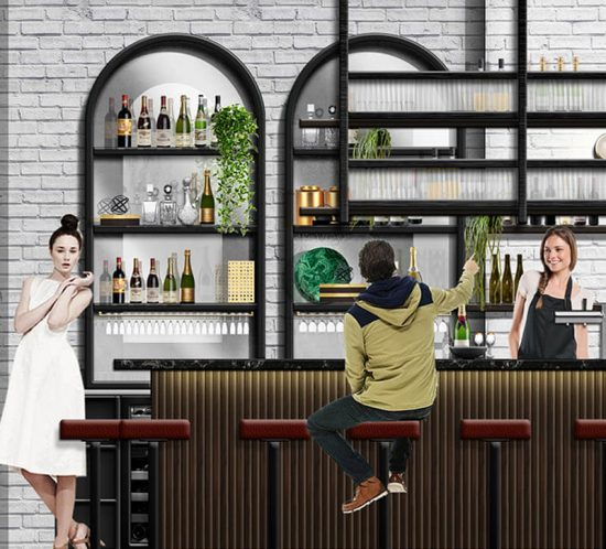 Restraurant-Bar-Design - Melbourne