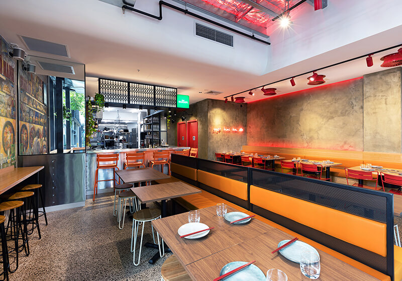 Restaurant - Design - Melbourne