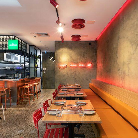 Restaurant - Design - Melbourne
