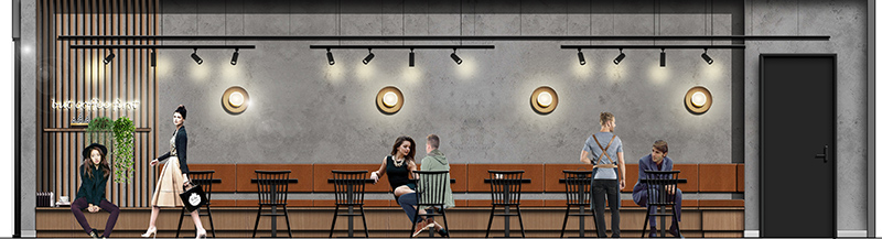 Cafe - Design - Melbourne