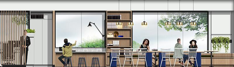 Office Design - Melbourne