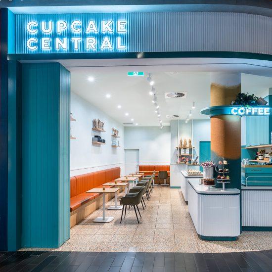 Bakery Cafe Design