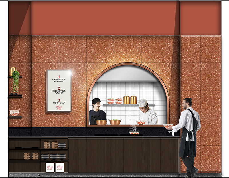 Hot Pot Restaurant Design