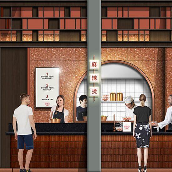 Hot Pot Restaurant Design