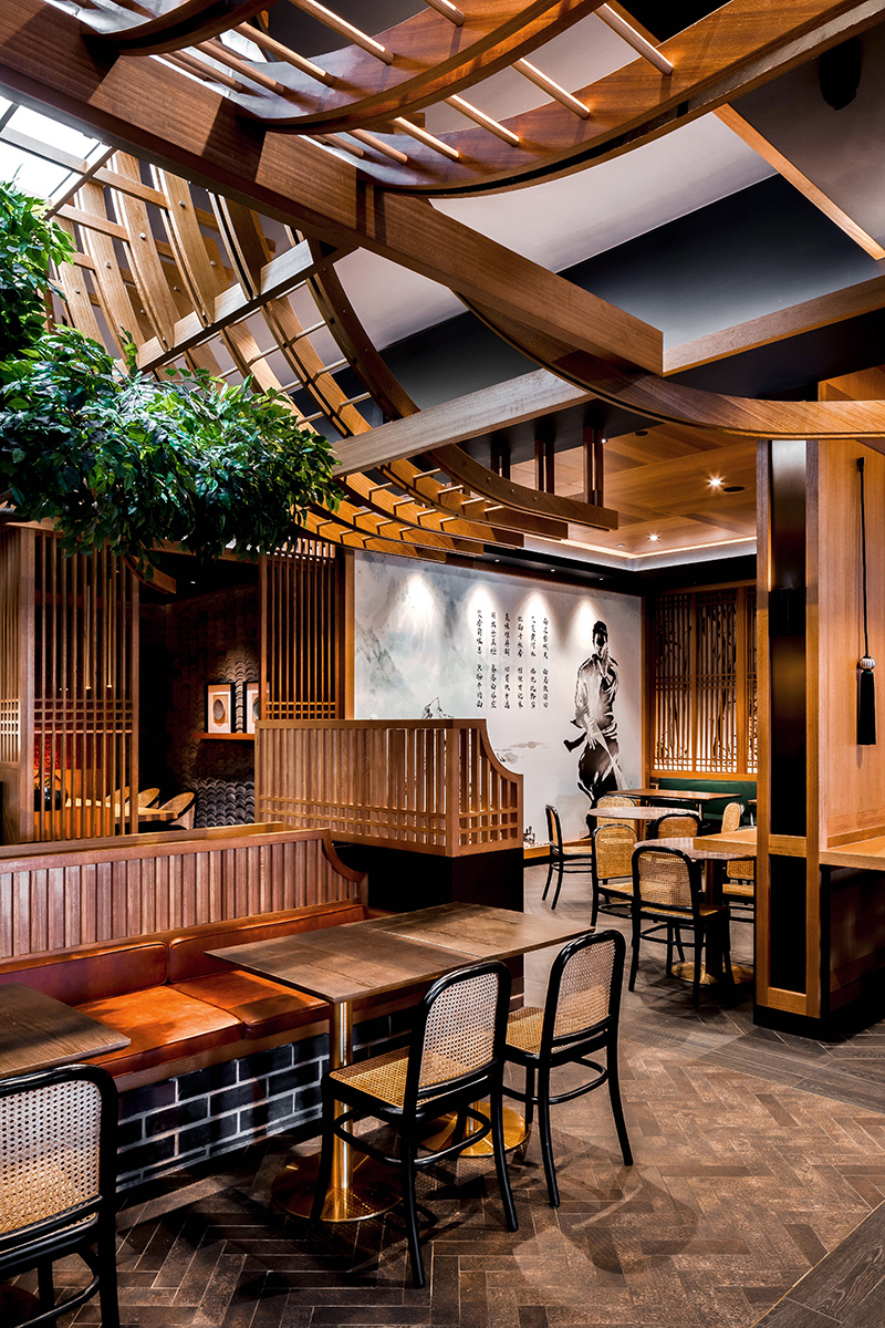 Asian Restaurant Design
