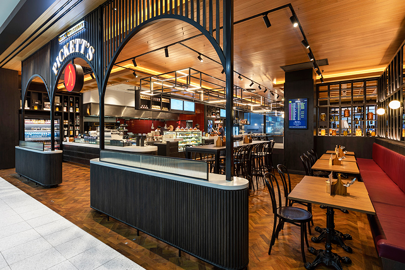 Restaurant Design - Melbourne