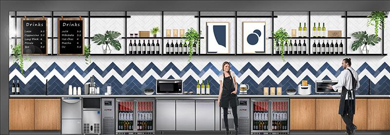 Cafe - Design - Melbourne