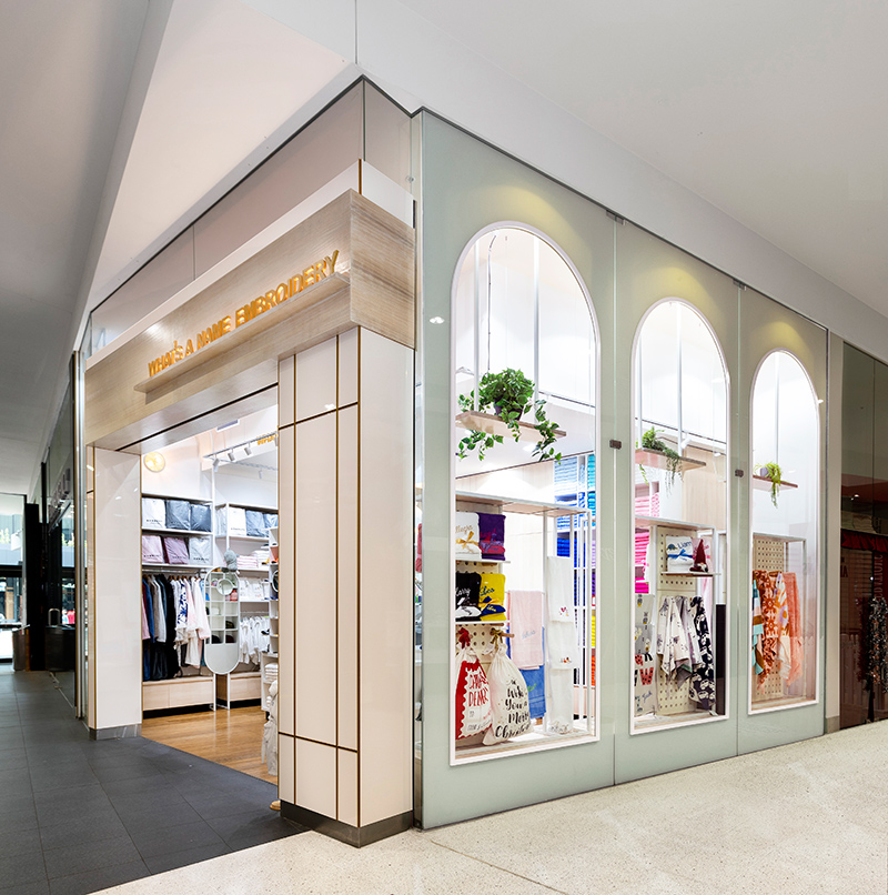 Retail Design - Melbourne